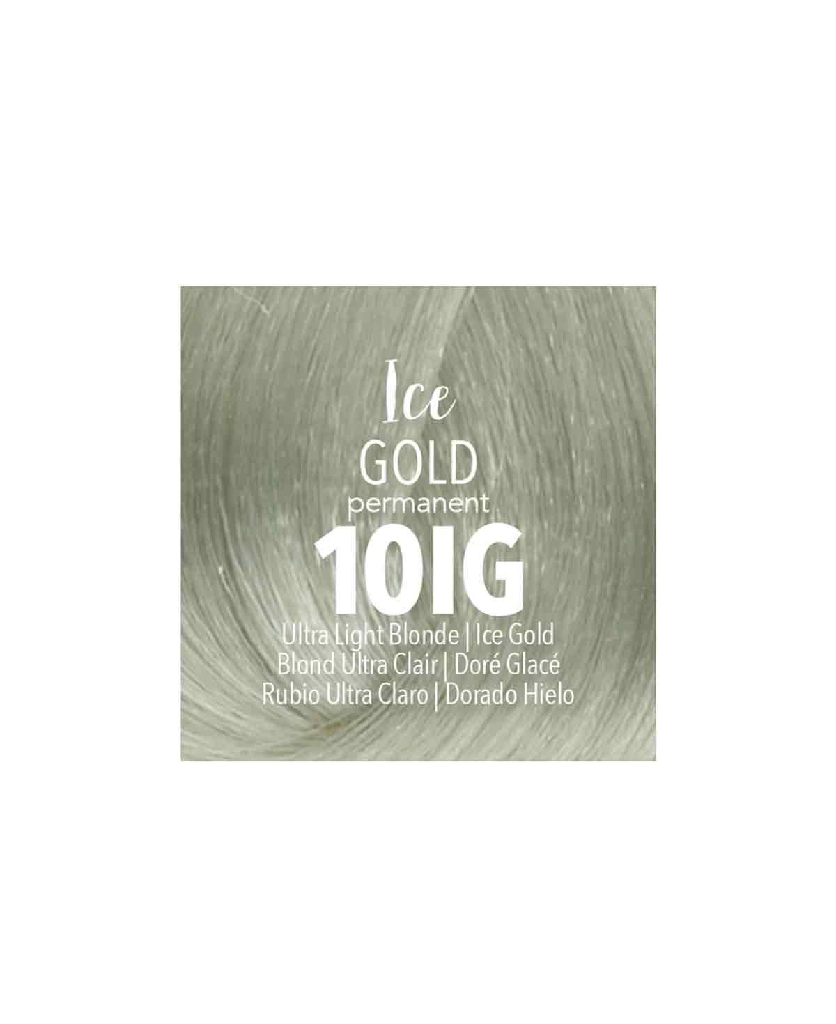 Mydentity  - 10IG Ultra Light Blonde Ice Gold