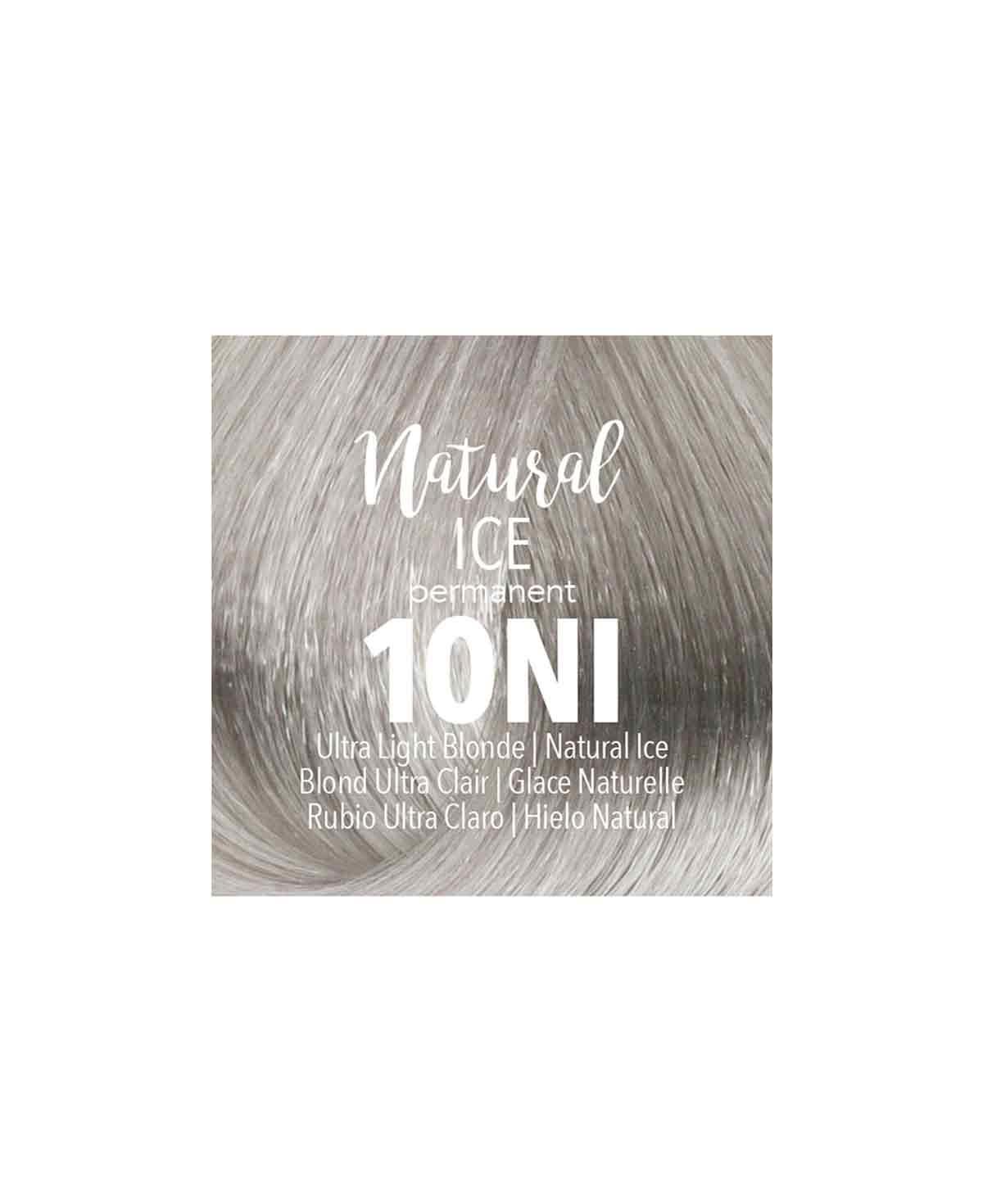 Mydentity - 10NI Ultra Light Blonde Natural Ice
