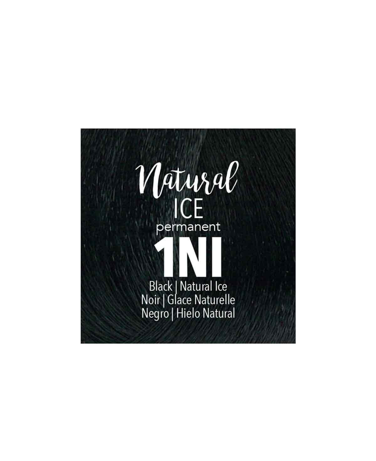 Mydentity - 1NI Black Natural Ice