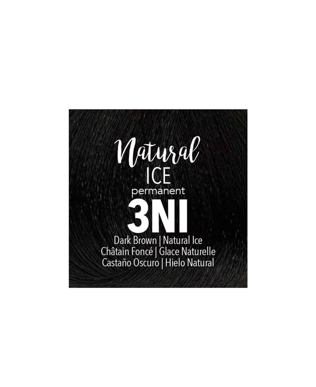 Mydentity - 3NI Dark Brown Natural Ice