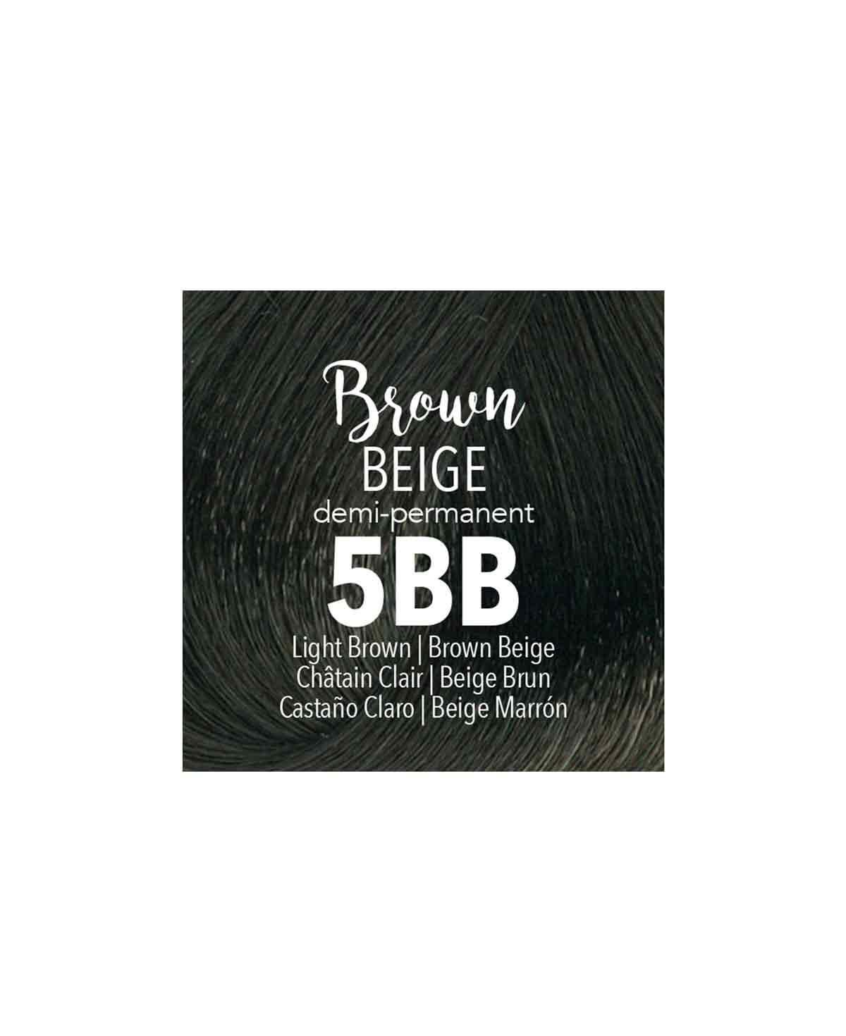 Mydentity - 5BB Light Brown Brown Beige