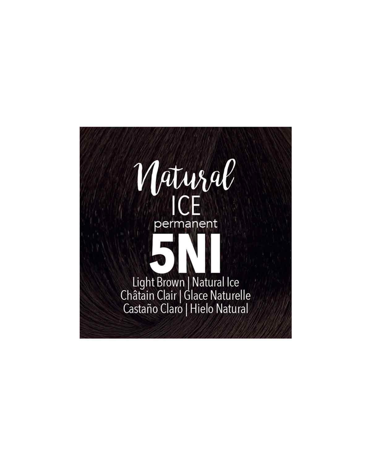 Mydentity - 5NI Light Brown Natural Ice