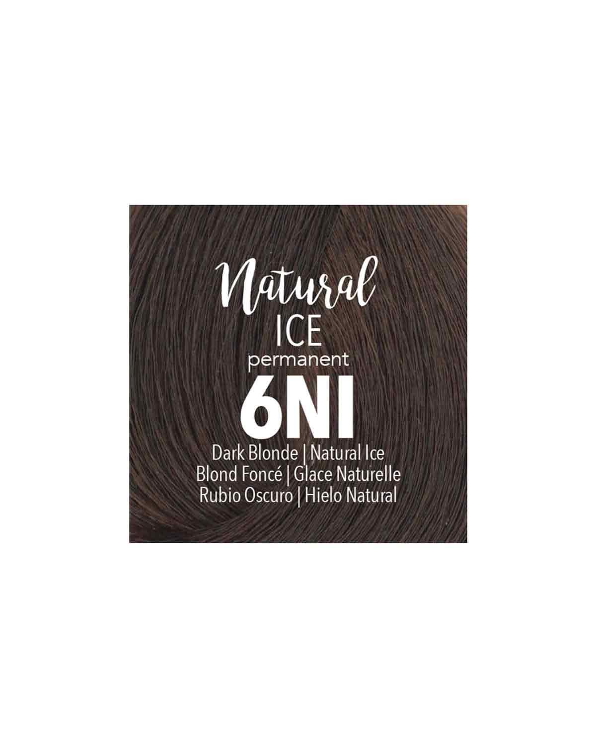 Mydentity - 6NI Dark Blonde Natural Ice