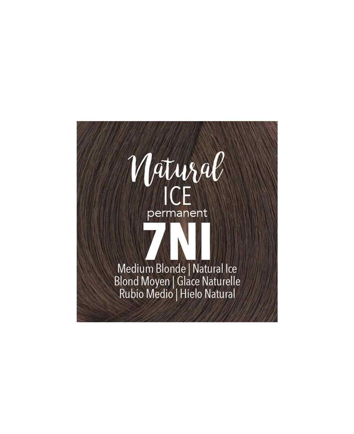 Mydentity - 7NI Medium Blonde Natural Ice