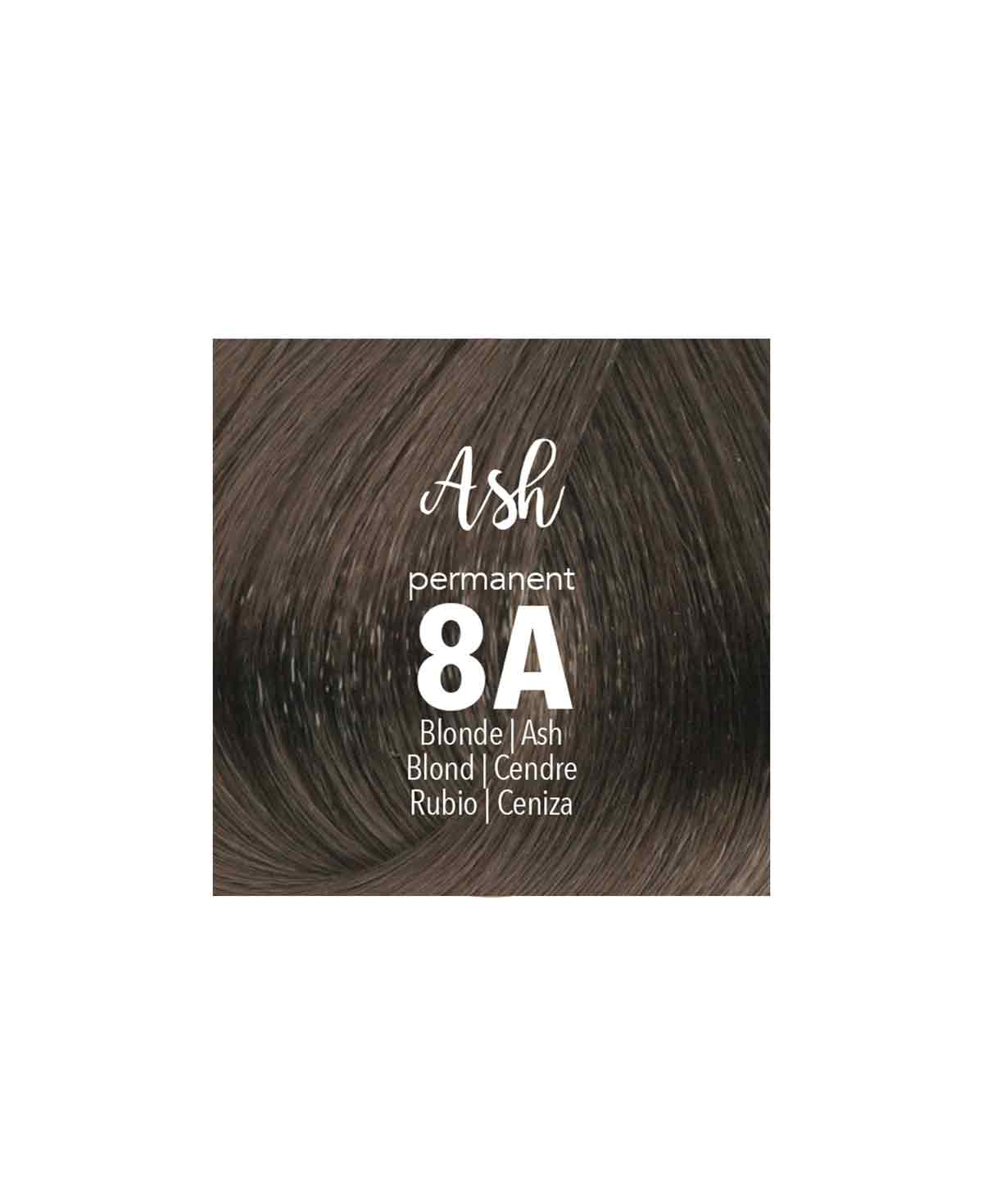 Mydentity - 8A Blonde Ash