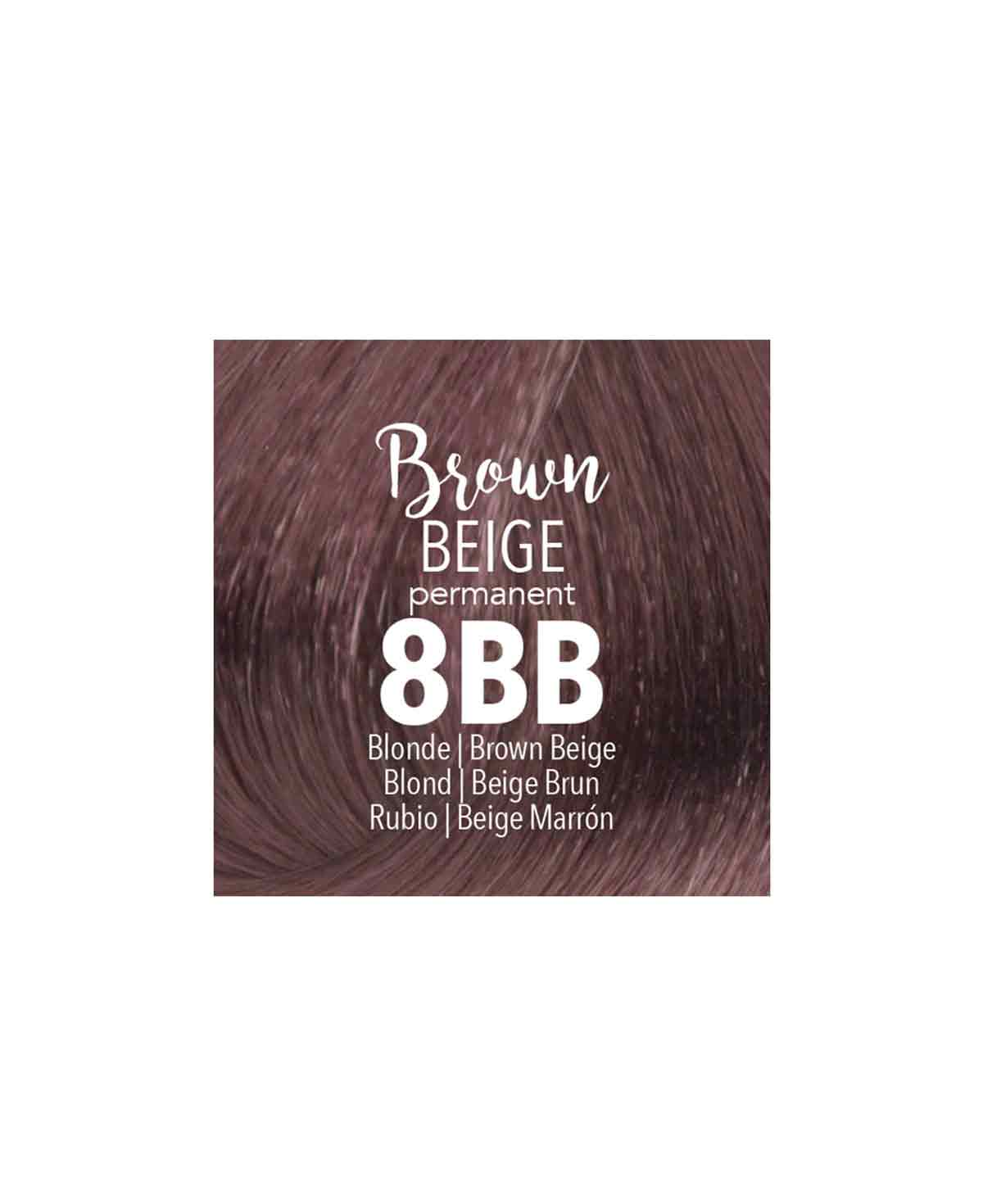 Mydentity - 8BB Blonde Brown Beige