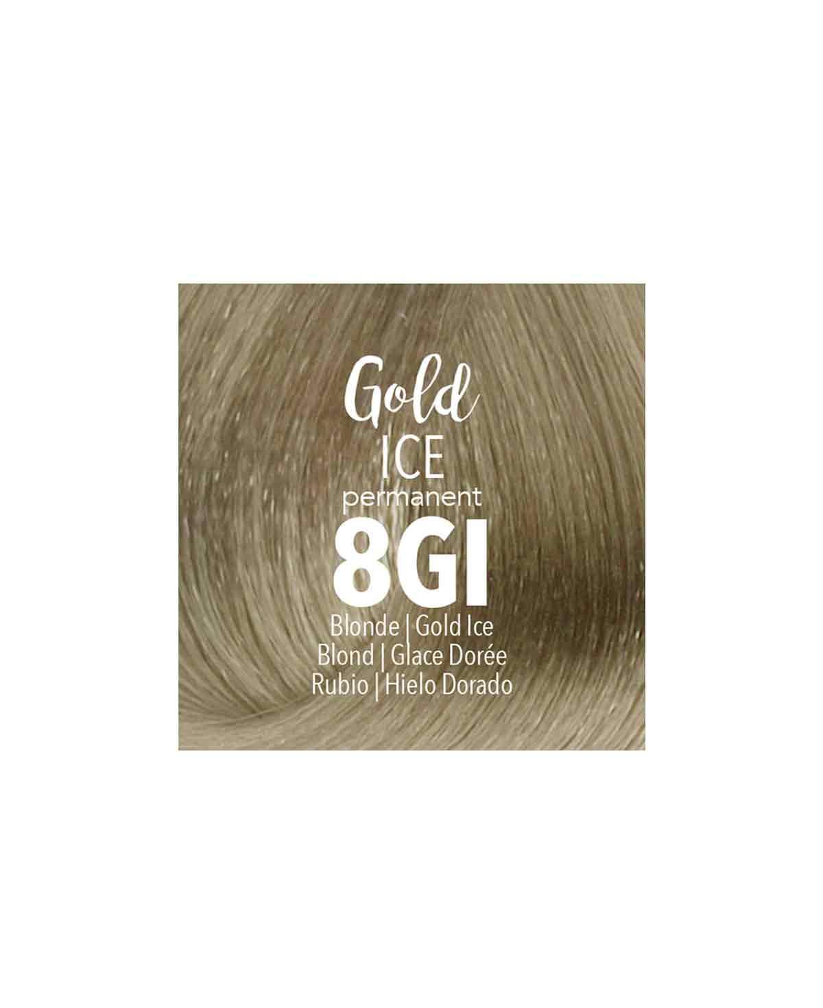 Mydentity - 8GI Blonde Gold Ice