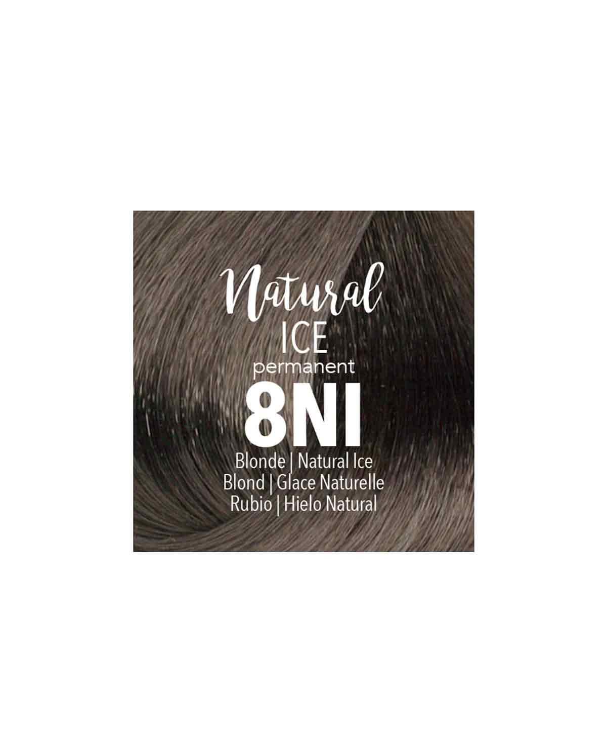 Mydentity - 8NI Blonde Natural Ice