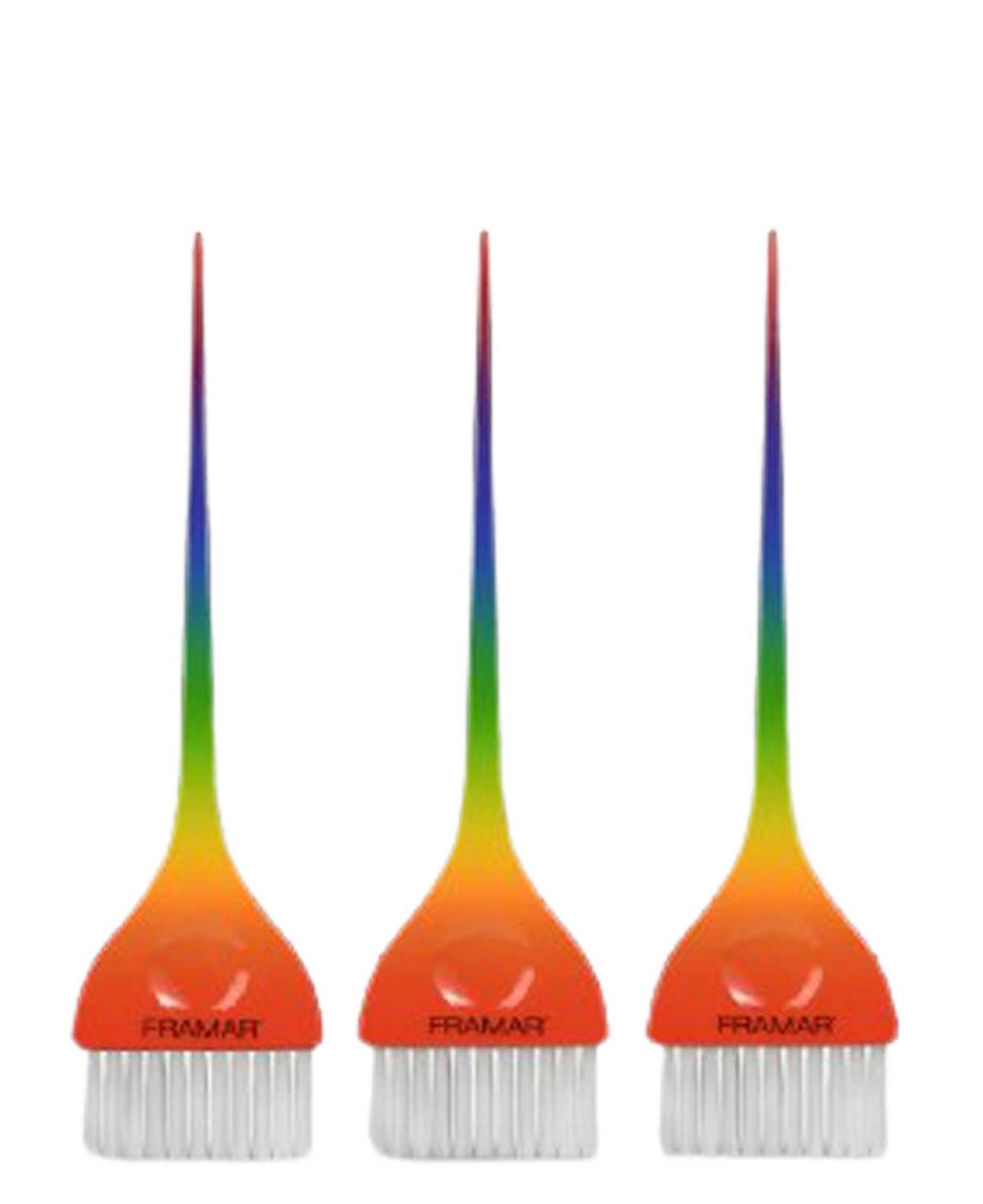 FRAMAR All Y'All Color Brush Set Lim.Edition