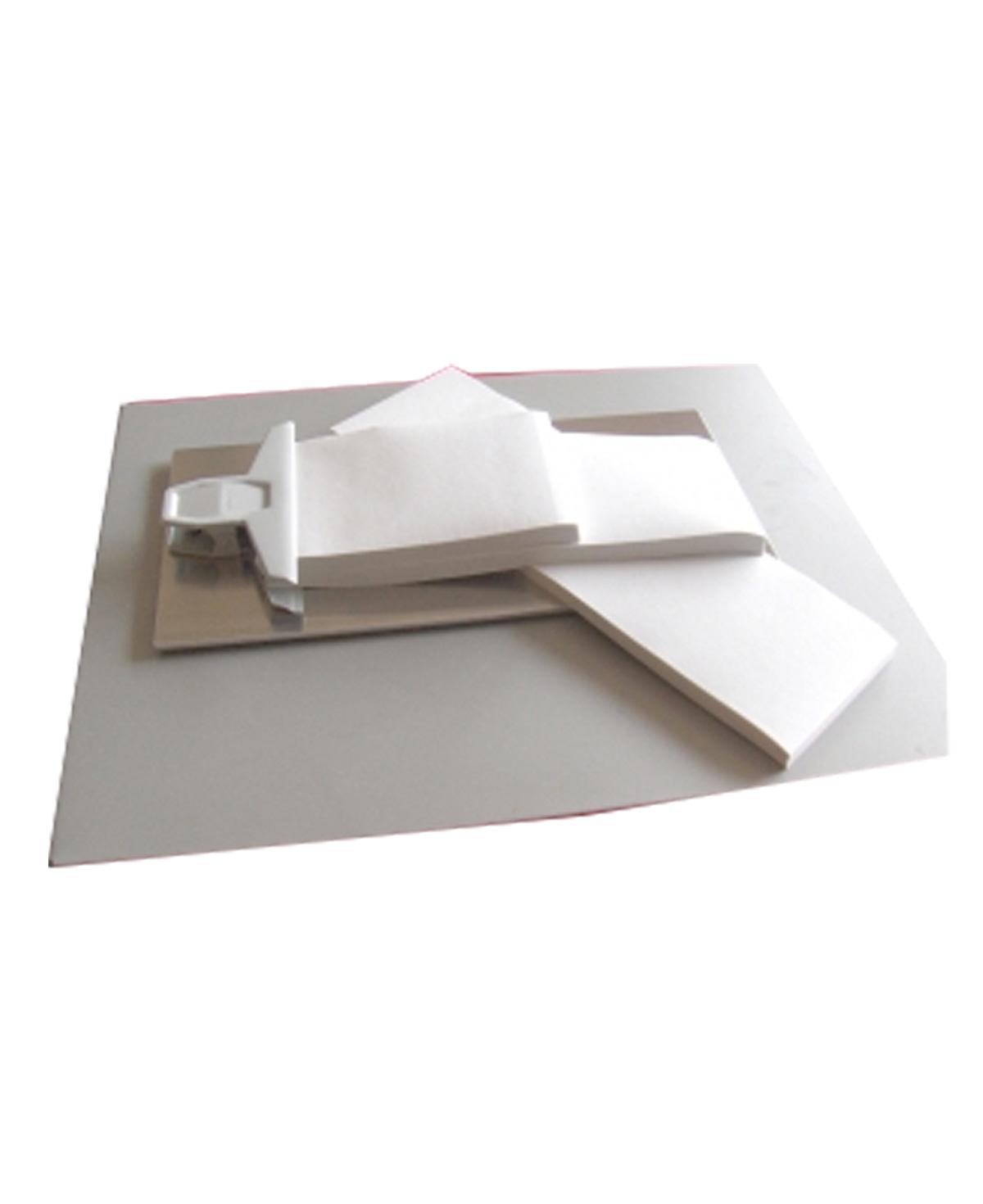 Blockhalter Metall