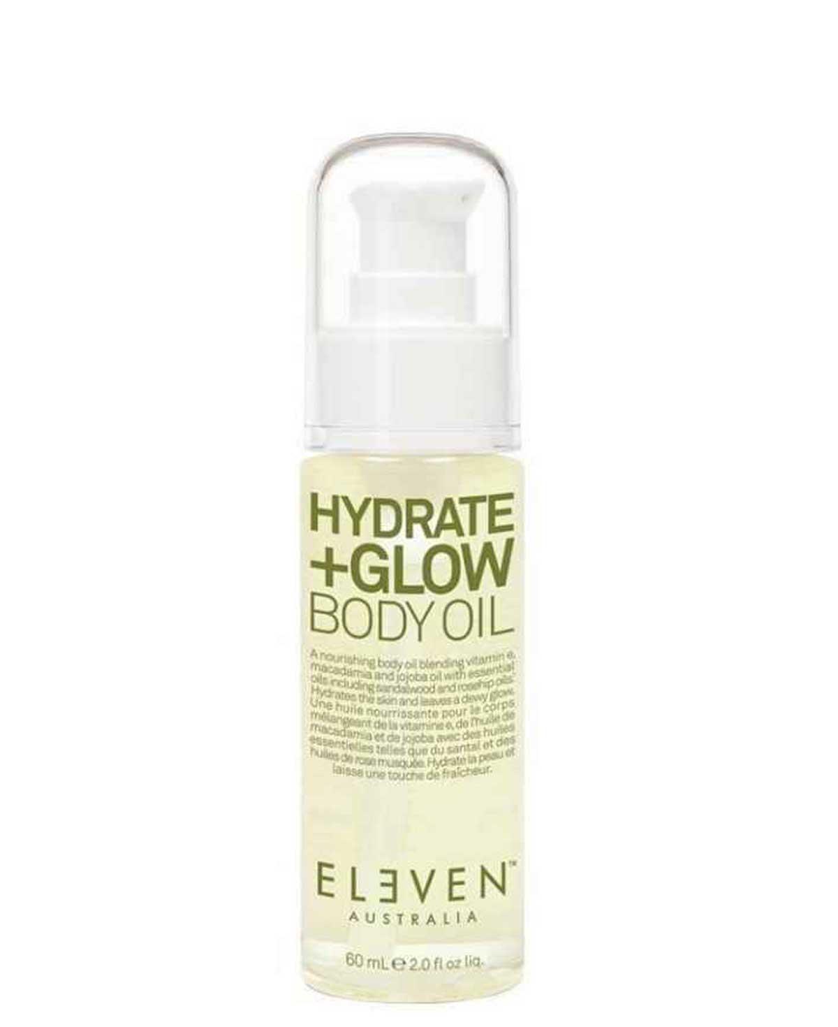 Eleven Hydrate & Glow Body Oil 60ml