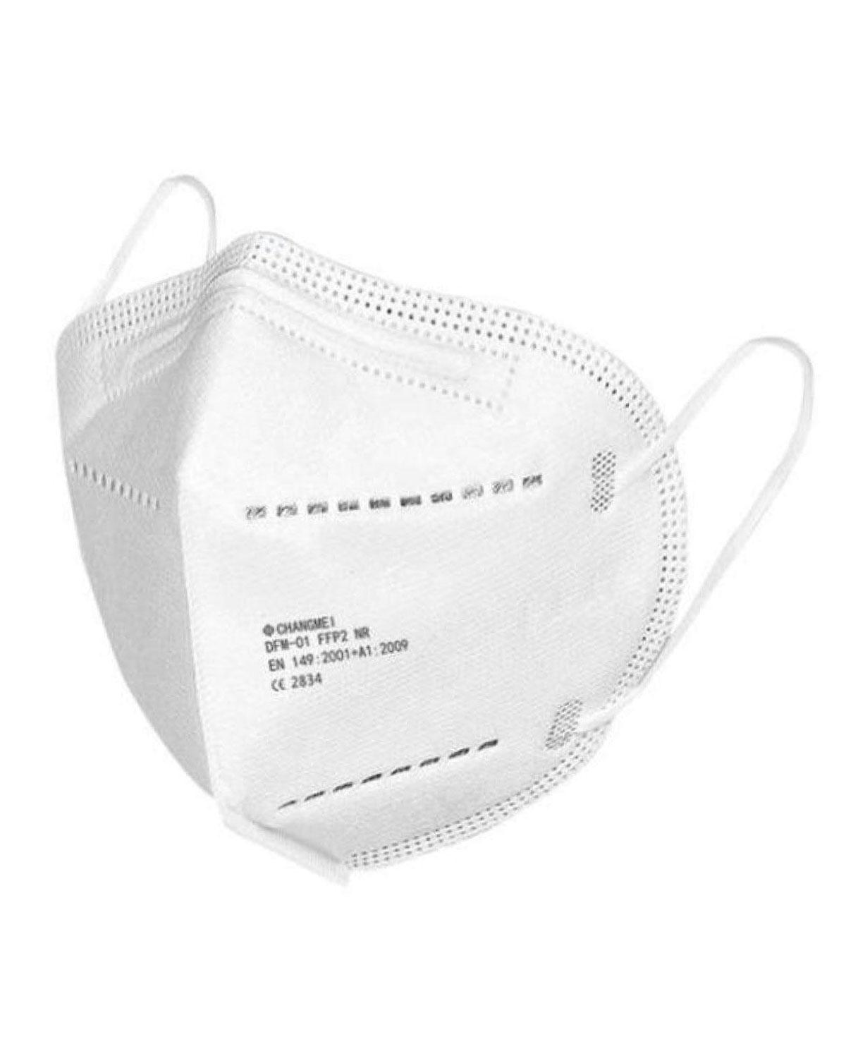 FFP2 NR Atemschutzmaske, 10 Stk.