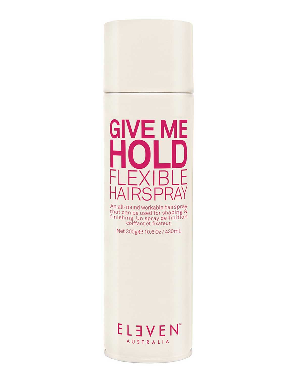 Eleven Give Me Hold Flexible Hairspray 400ml