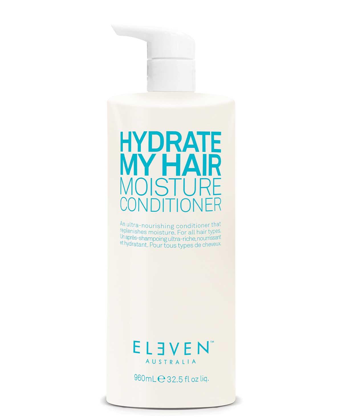 Eleven Hydrate My Hair Moisture Conditioner 960ml