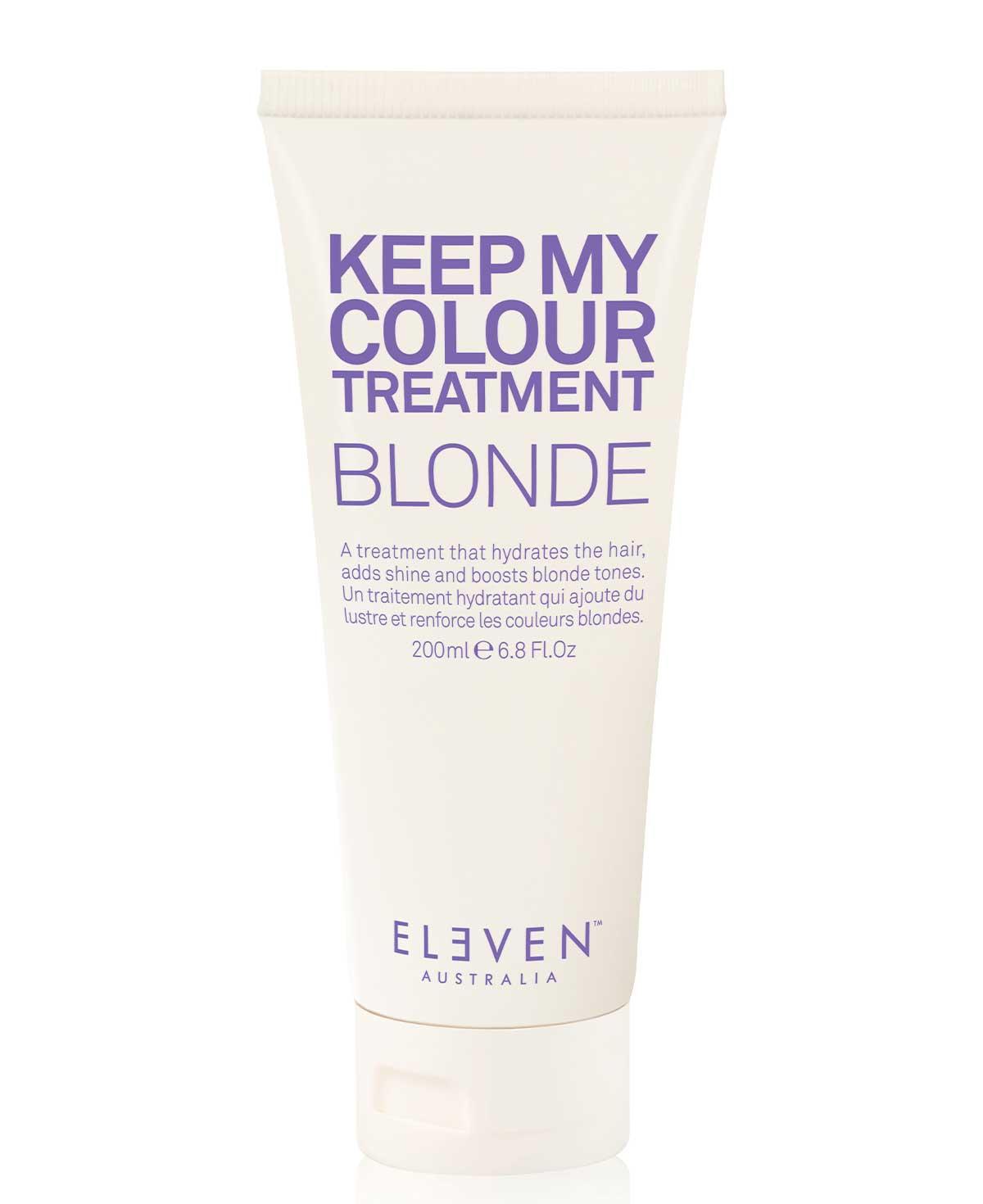 Eleven Keep My Colour Treatment BLONDE 200ml