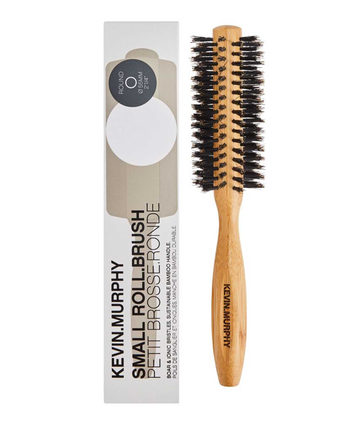 Kevin.Murphy SMALL ROUND BRUSH WITH BOX