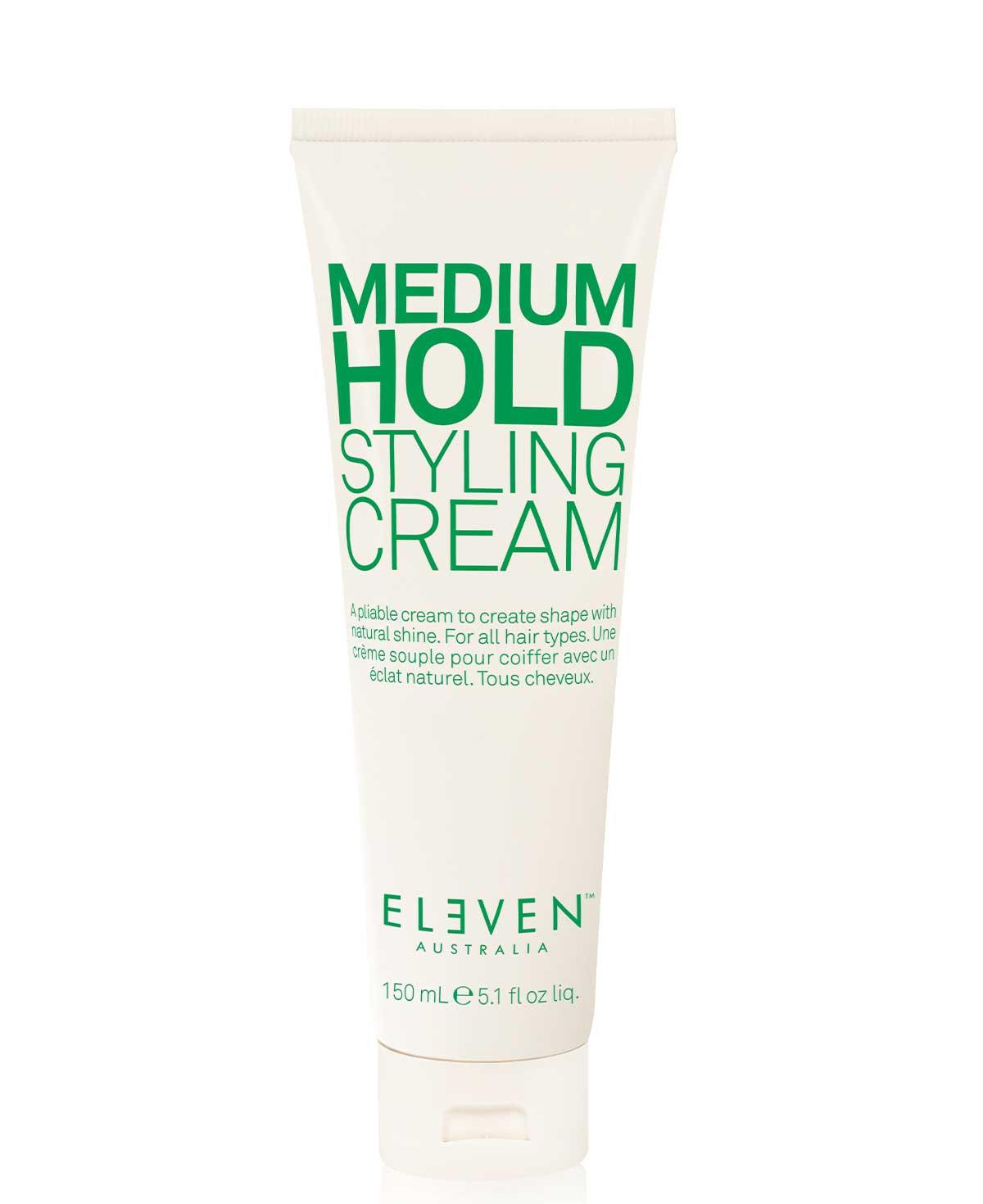 Eleven Medium Hold Styling Cream 150ml