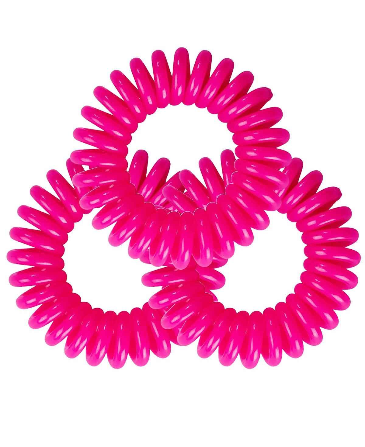 HH Simonsen Hair Bobbles - 3 Stk. Pink