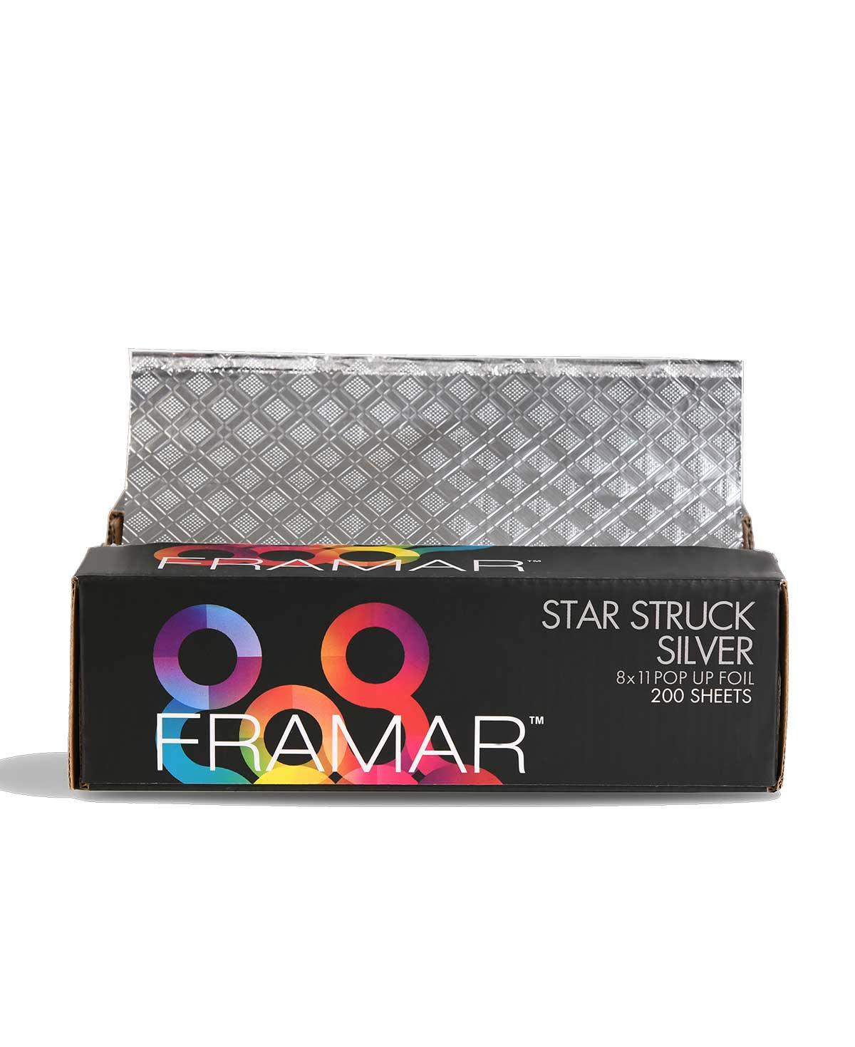 Framar 8x11 Star Struck Foil - 200 Sheets