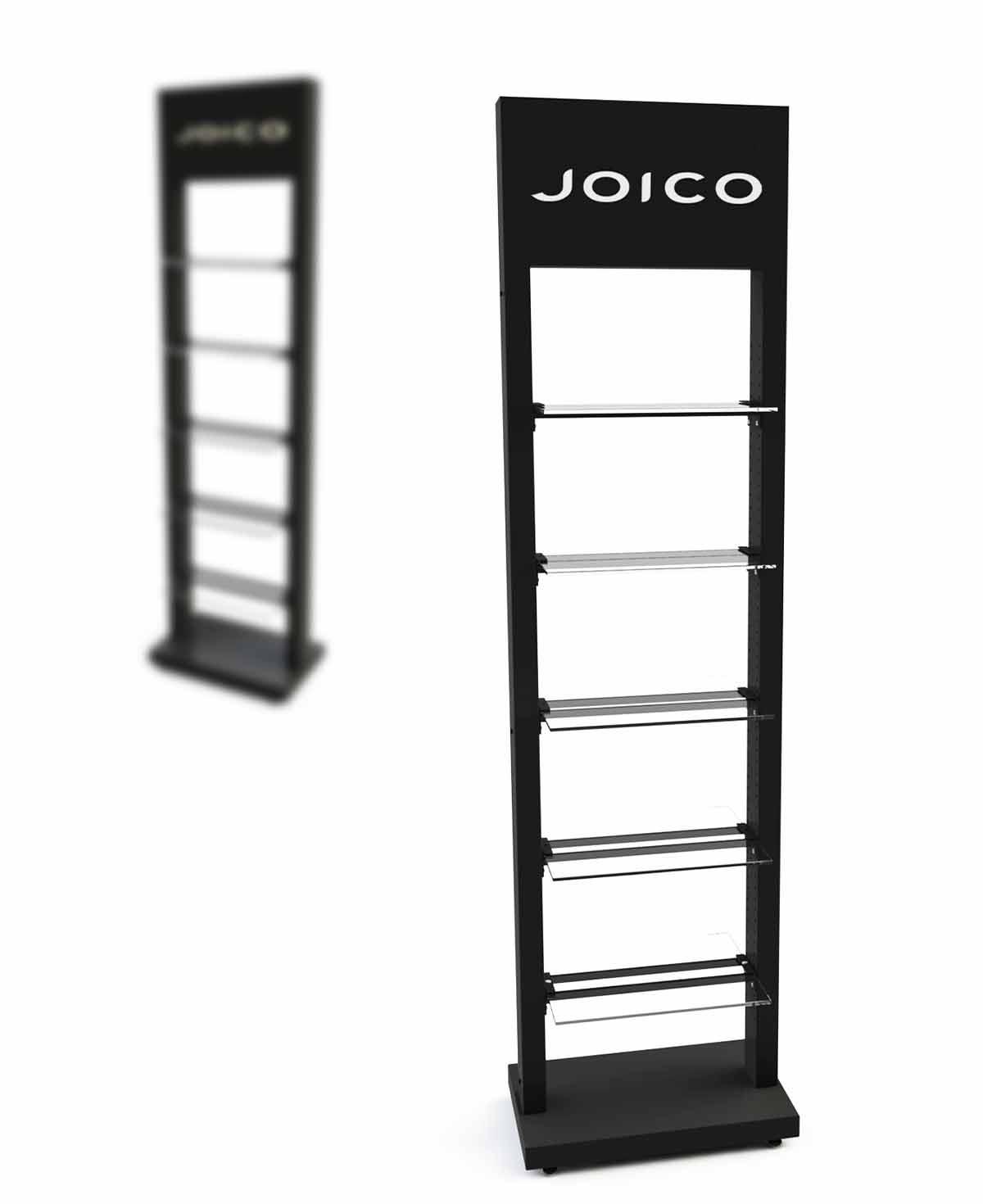 Joico Floor Stand (210x100x10cm)