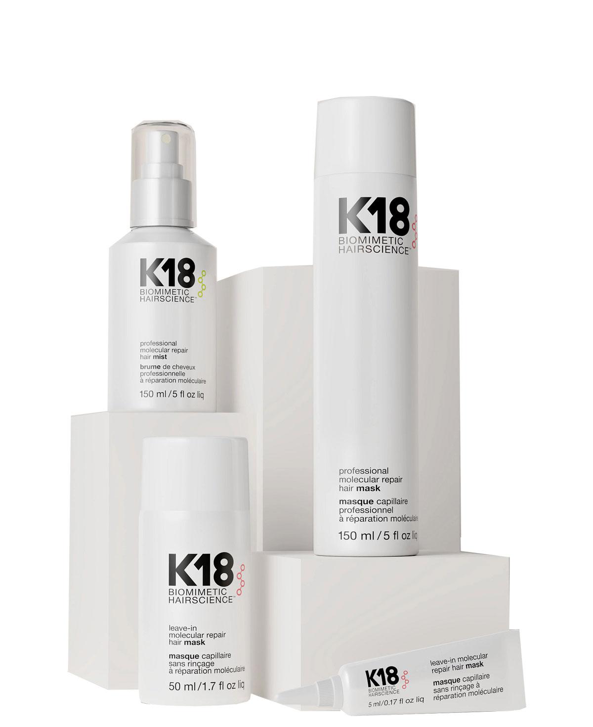 K18 Salon Starter Pack