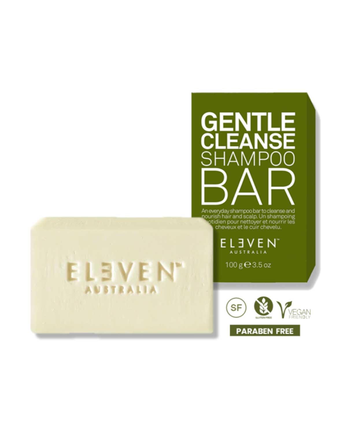 Eleven Gentle Hydrate Shampoo Bar 100g