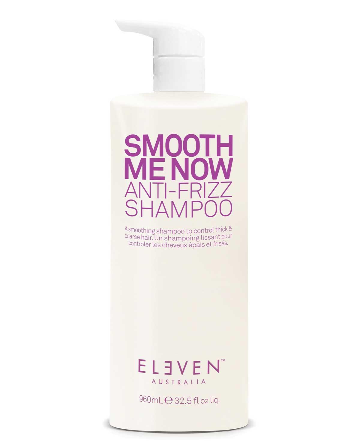 Eleven Smooth Me Now Anti-Frizz Shampoo 960ml