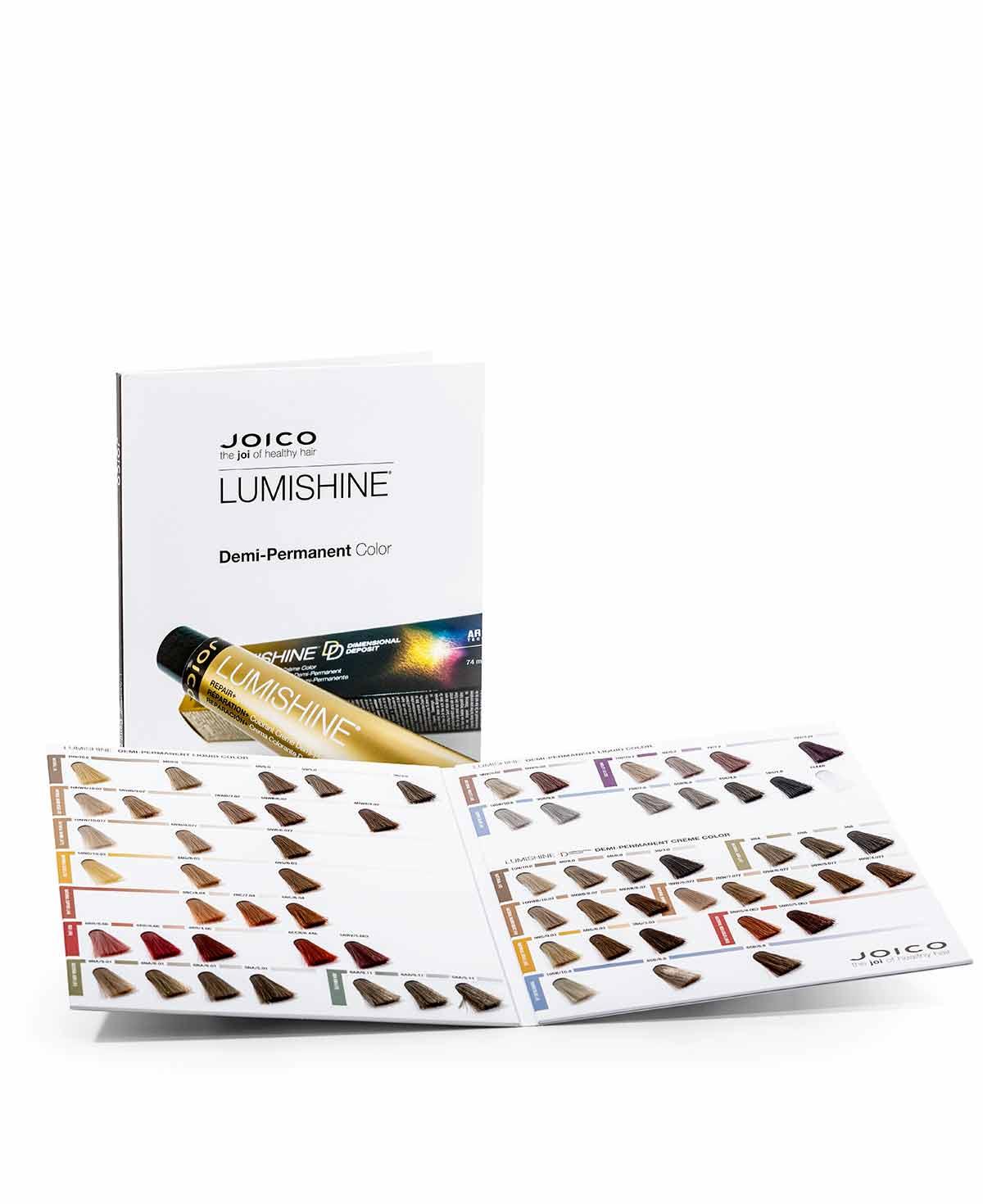 Joico Lumishine Swatchbook Standard