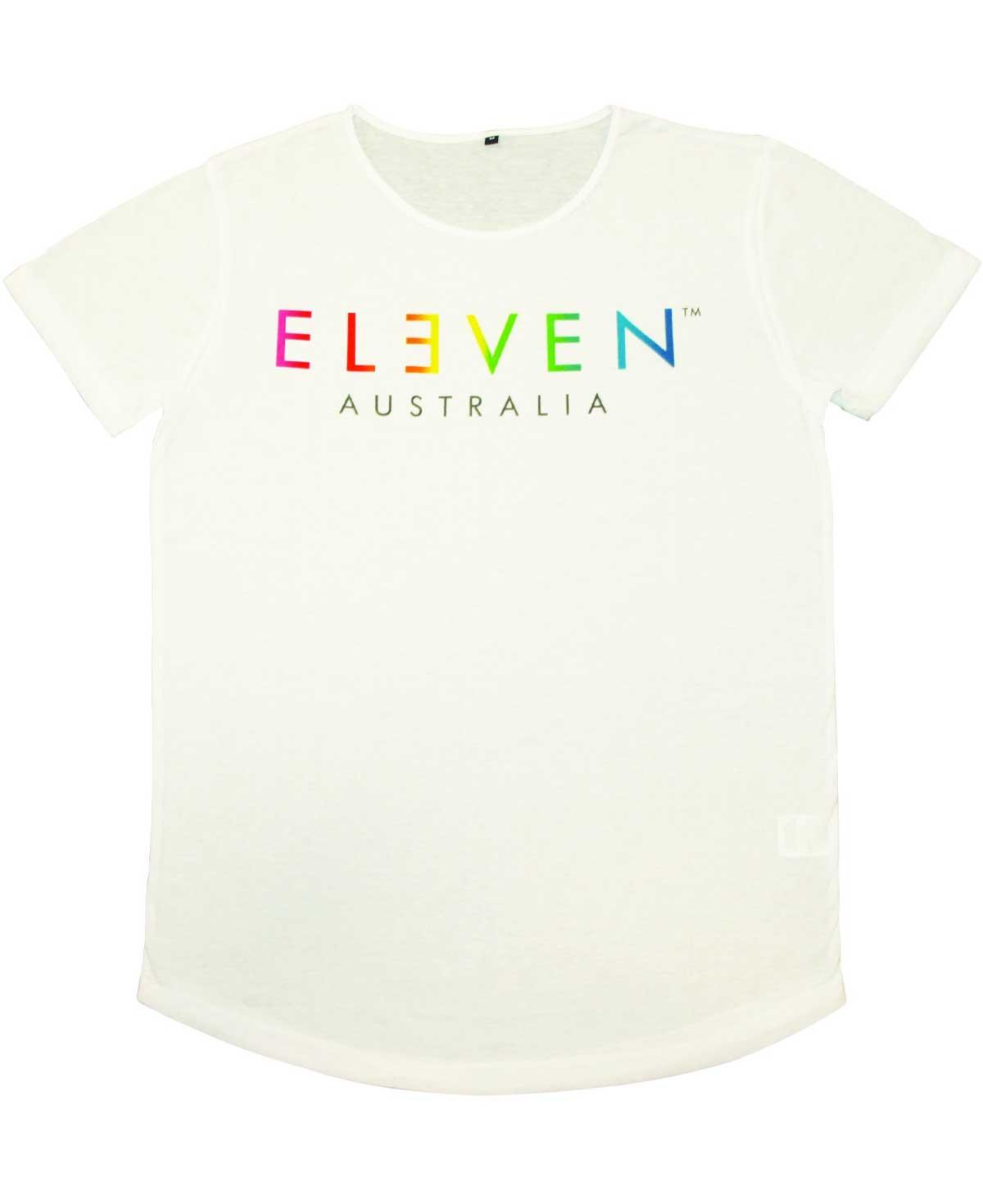 Eleven T-Shirt Ladies White - XS