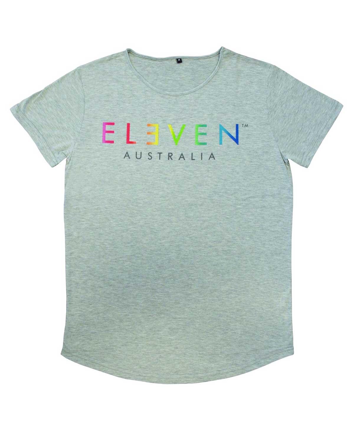 Eleven T-Shirt Mens Grey - L
