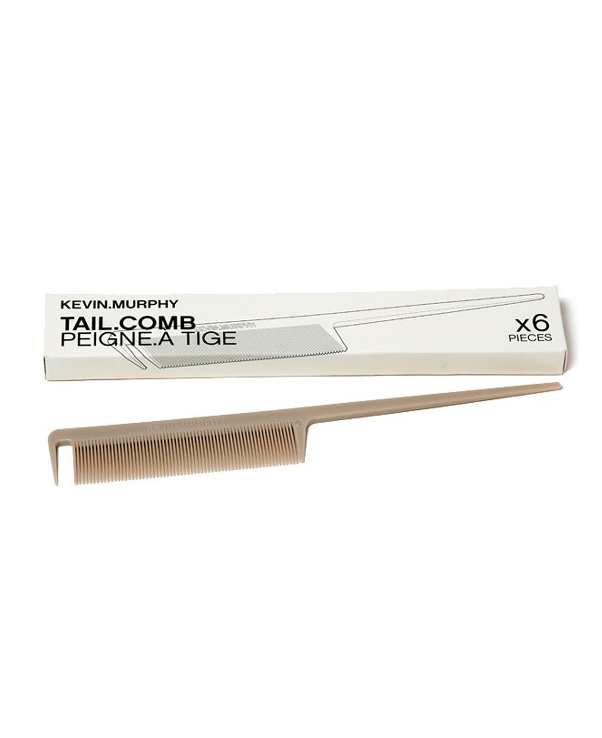 Kevin.Murphy COLOUR TAIL.COMB  (box of 6)
