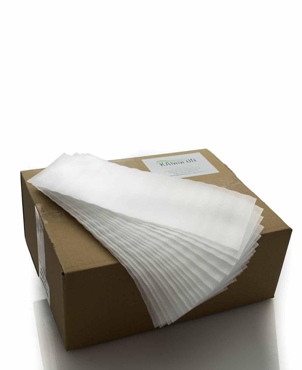 Strähnenpapier 9x25cm à 500 Blatt