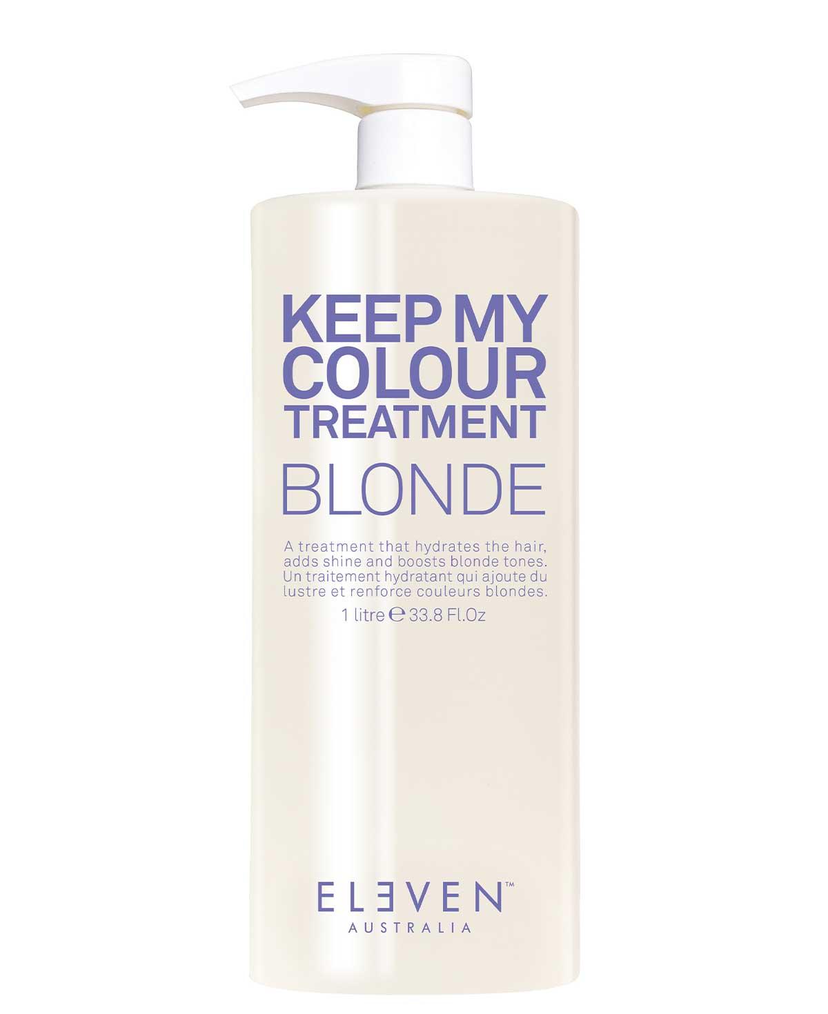 Eleven Keep My Colour Treatment BLONDE 960ml