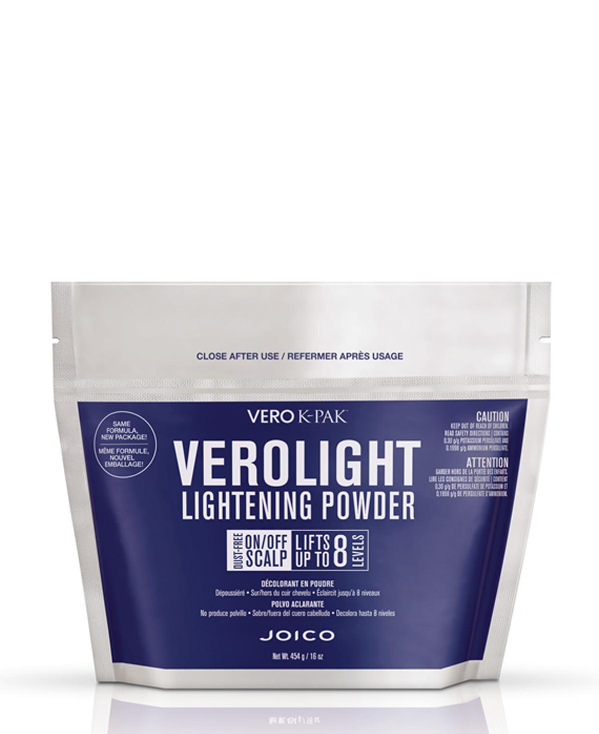 Joico VeroLight Lightening Powder Pouch 450g
