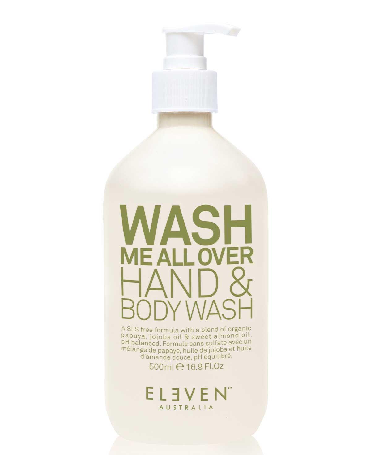 Eleven Lotion Hand & Body Crème 500ml